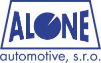 ALONE automotive, s.r.o. logo